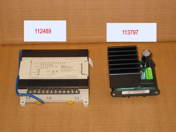 FEEDER 2A FOR PLC OMRON code 112489