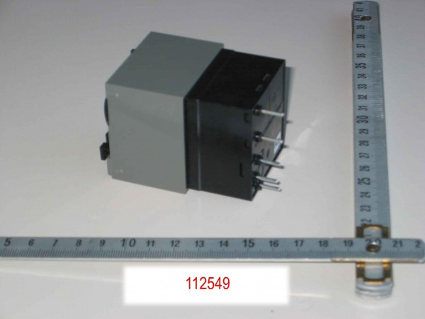 PIECE COUNTER MANUAL HENGSTLER NEW *